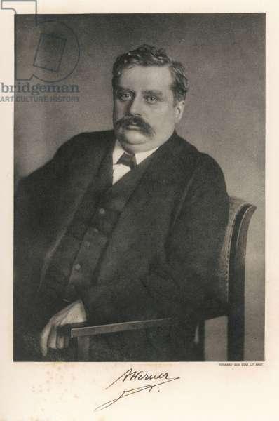 ALFRED WERNER/NOBEL 1913