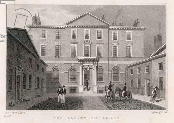 THE ALBANY, LONDON