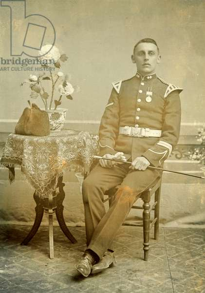 Bandsman of the Royal Inniskilling Fusiliers