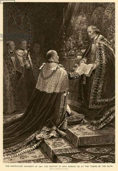 Coronation of King Edward VII