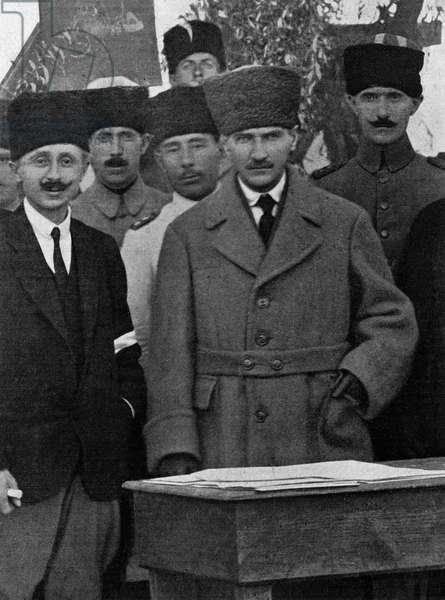 ATATURK (1881 - 1938)