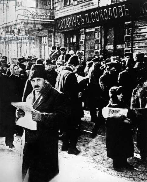Revolution russe