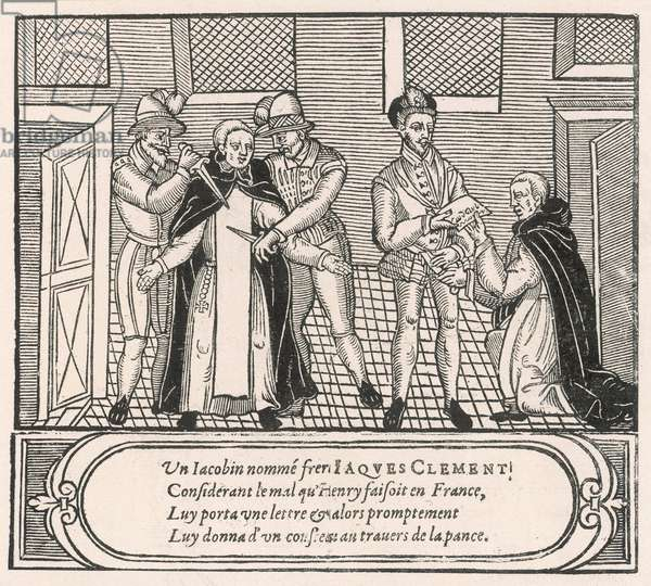 Death of Henry III
