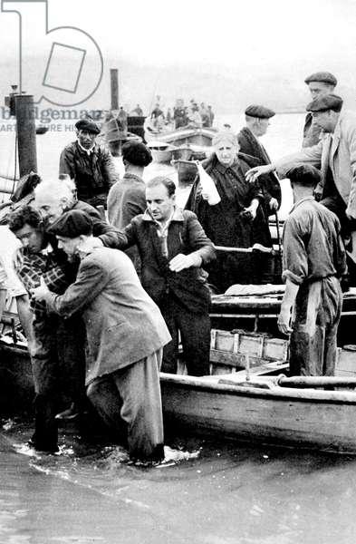 Spanish War: Refugees