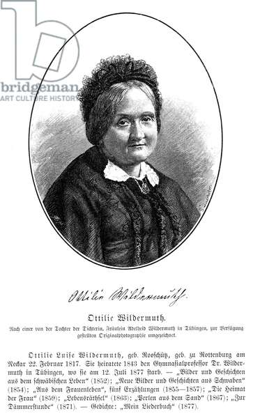 OTTILIE WILDERMUTH