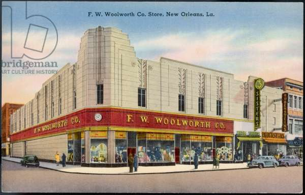 WOOLWORTH'S, NEW ORLEANS