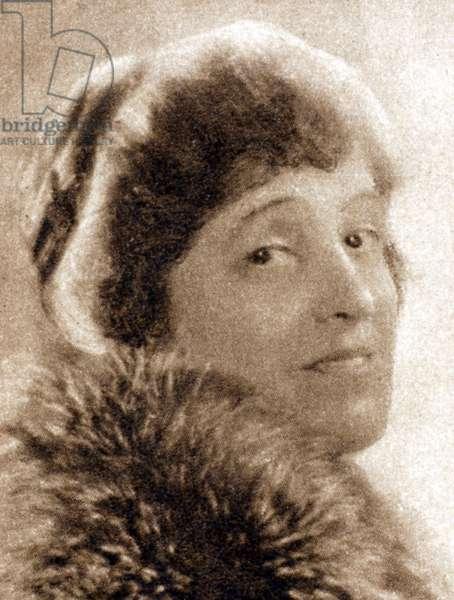 Edith Wharton 1930