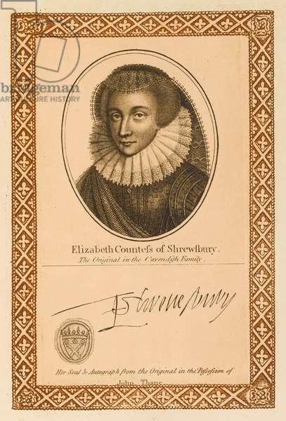 ELIZ CTESS SHREWSBURY