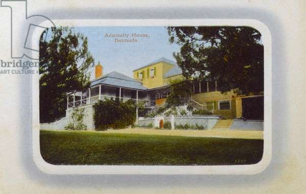 Admiralty House, Bermuda