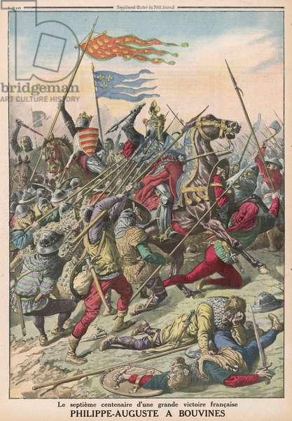 The Battle of Bouvines