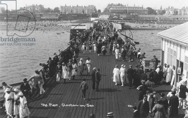 CLACTON-ON-SEA/1920