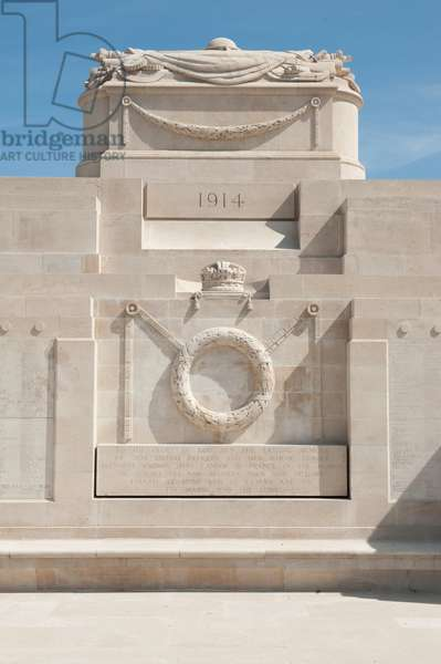 La Ferte-sous-Jouarre Memorial to Missing British Soldiers