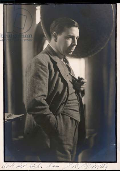JB PRIESTLEY/PHOTO 1930