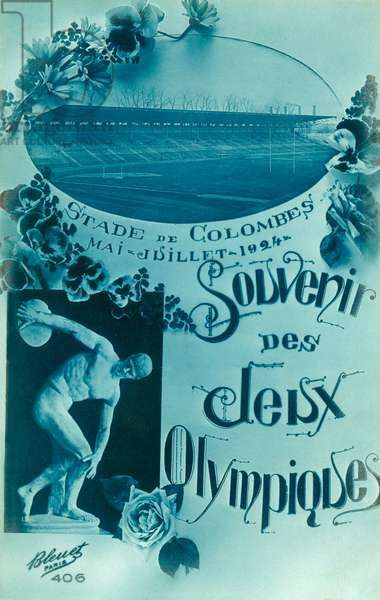 1924 Olympic Games