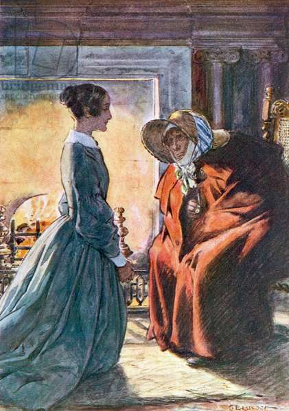 Jane Eyre and the Bohemian