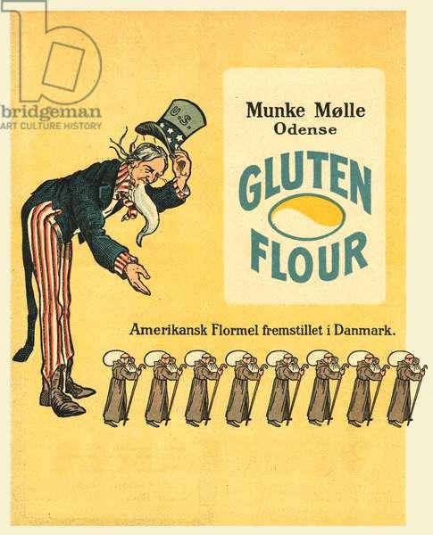 ADVERT/FLOUR/GLUTEN 1915