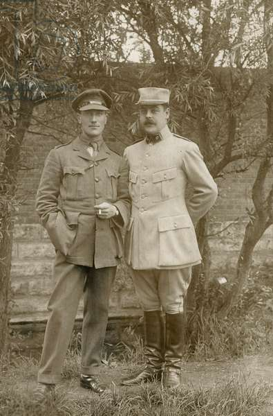 Military personnel, World War I