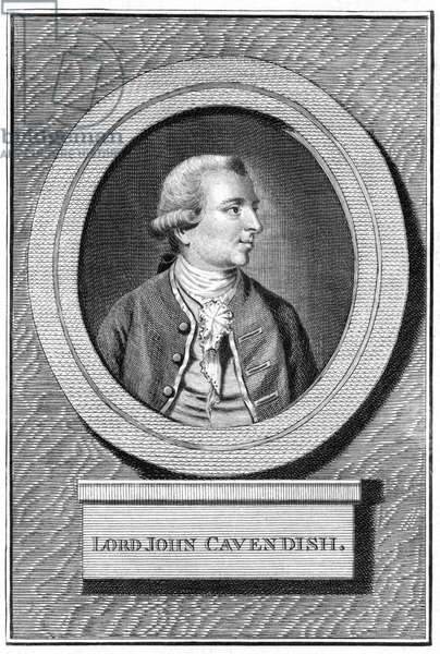 LORD JOHN CAVENDISH
