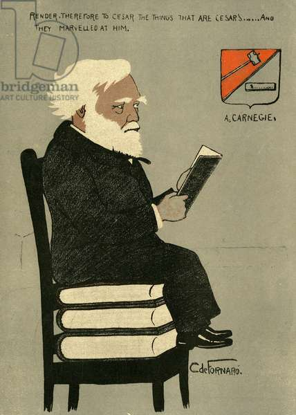 ANDREW CARNEGIE/LE RIRE