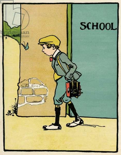 RELUCTANT SCHOOLBOY