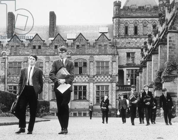 TONBRIDGE SCHOOL 1950S
