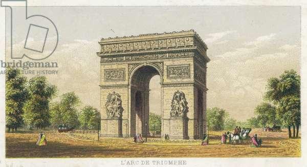 PARIS/ARC DE TRIOMPHE