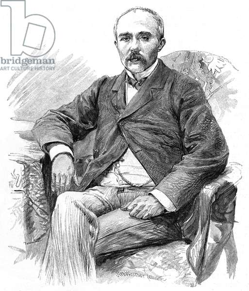 CLEMENCEAU IN 1887
