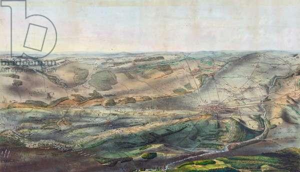 Battle of Gettysburg battlefield