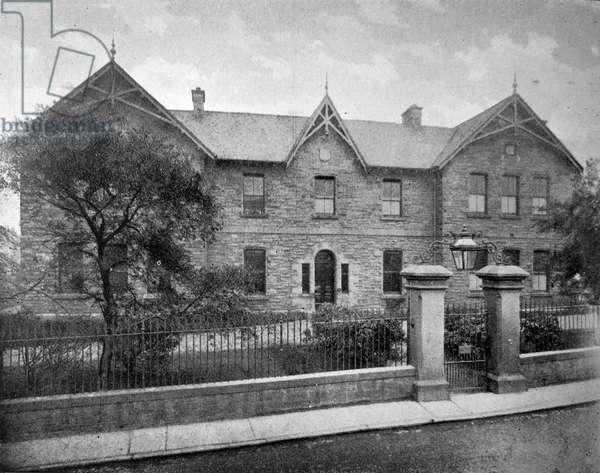 Leith Boys' Industrial School, Edinburgh.
