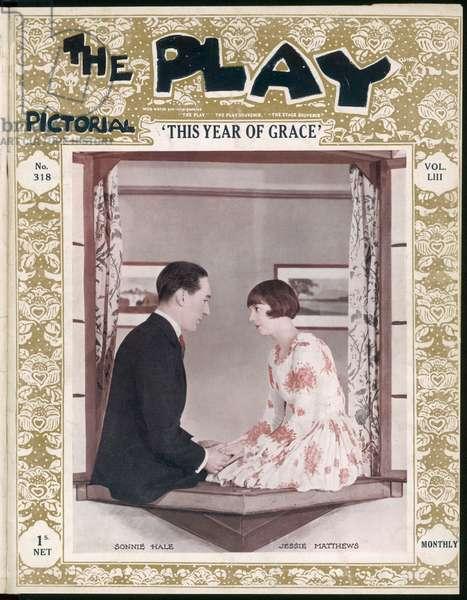 PLAY/COWARD/OF GRACE