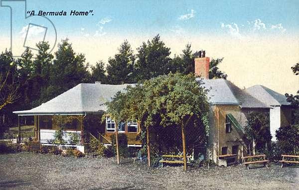 Bermuda - Typical Bermuda Home