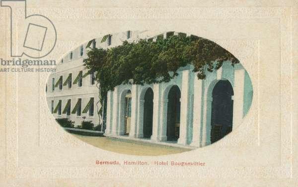Hamilton, Bermuda - Hotel Bougainvillea