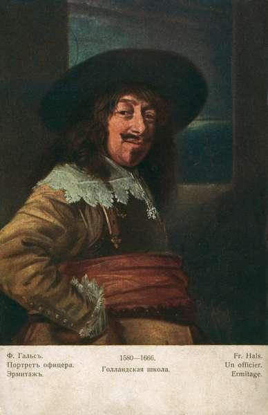 Member of the Haarlem Civic Guard