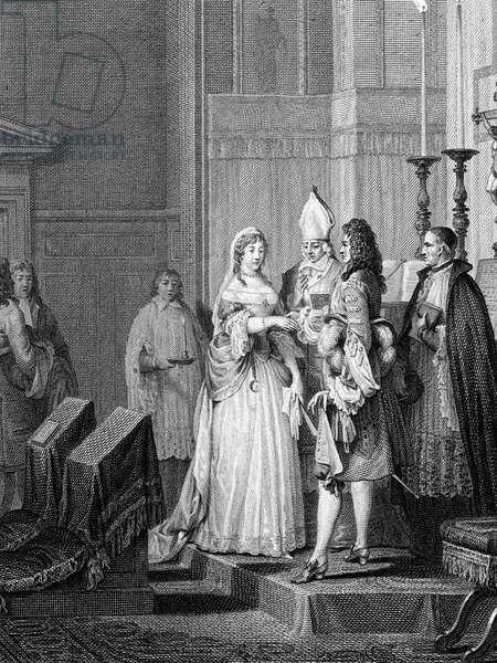 LOUIS XIV & MAINTENON