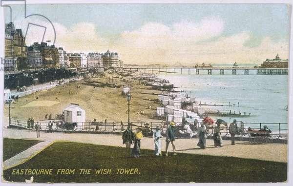 EASTBOURNE/BEACH 1906