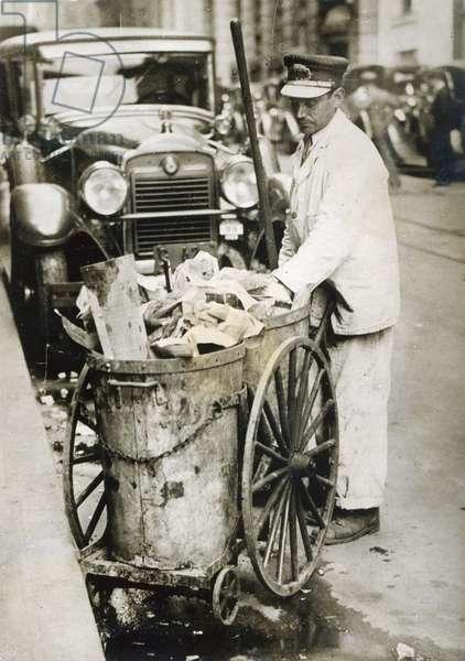 Krach de Wall Street en 1929
