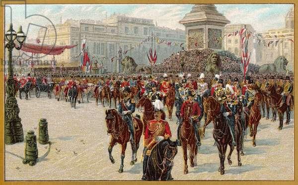 Golden Jubile of Queen Victoria