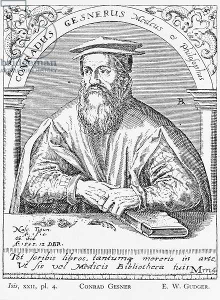 Conrad Gessner (1516-1565)