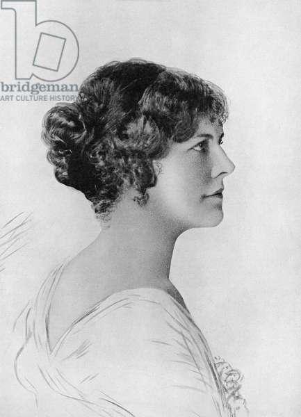 Lady Rennell Rodd
