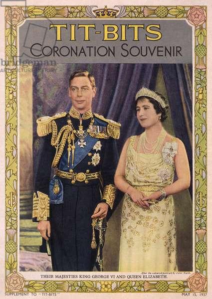 Tit Bits Coronation Souvenir 1937