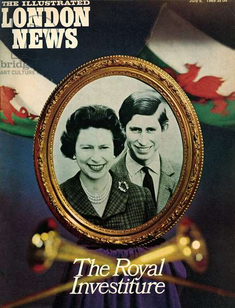 The royal investiture of Prince Charles