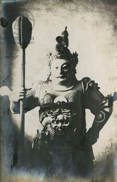 A Chinese god