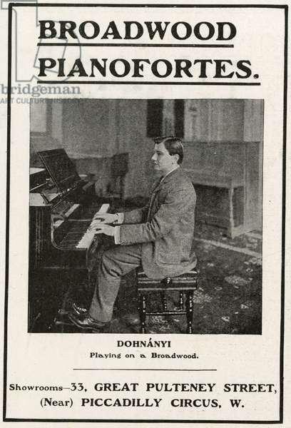 EMO DOHNANYI/MUSICIAN
