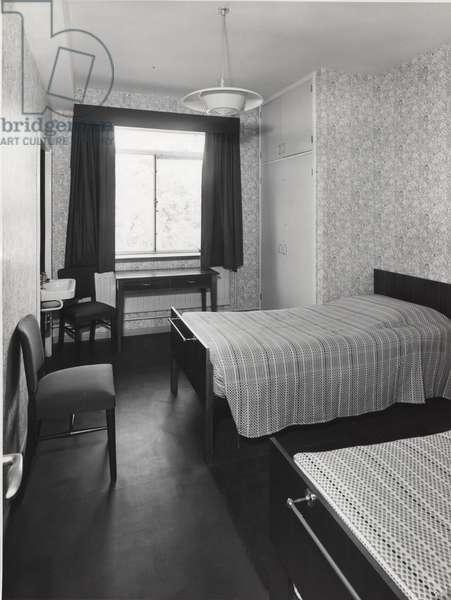 Dormitory at Baden Powell House, London
