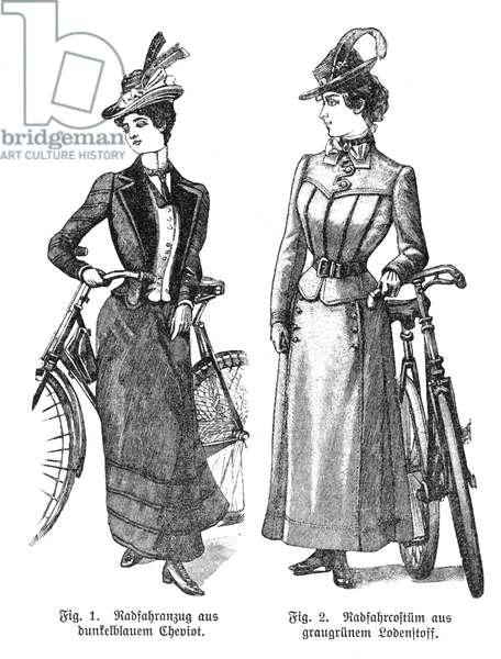 WOMEN: CYCLING COSTUME