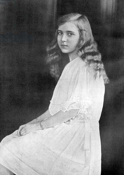 Princess Ingrid of Sweden