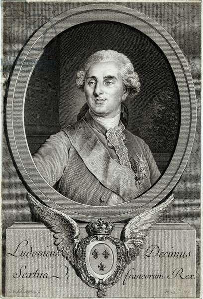 Louis XVI, King of France