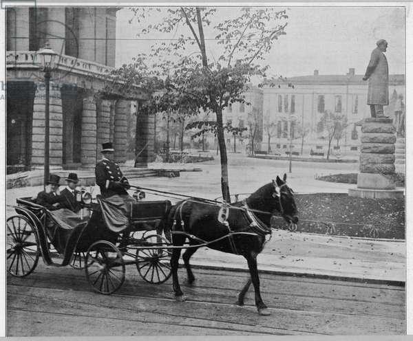 HENRIK IBSEN/OSLO/1898