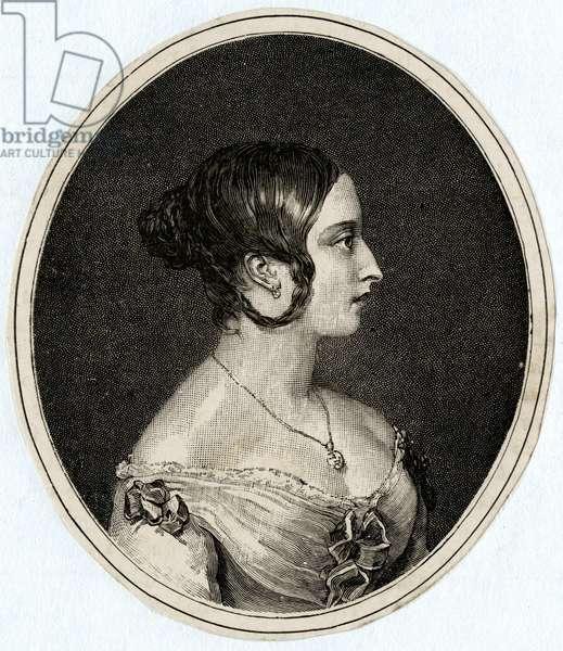 VICTORIA/PROFILE/1841