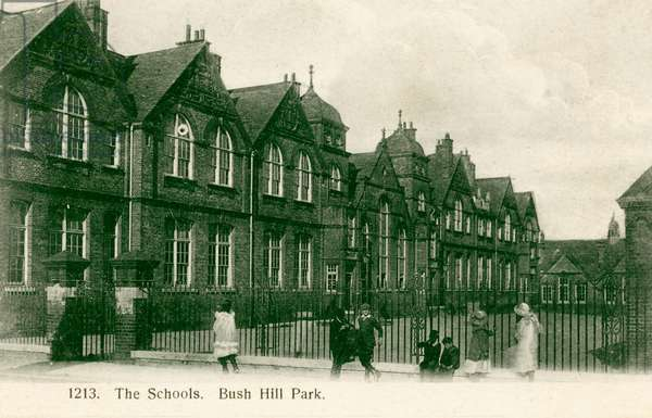 London, Bush Hill Park School
